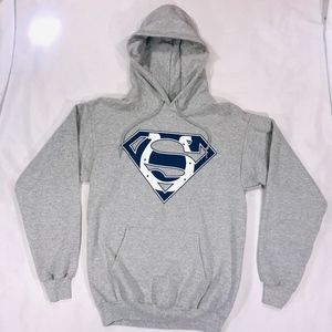 Men's Indianapolis Colts Rare Superman Logo Hoodie